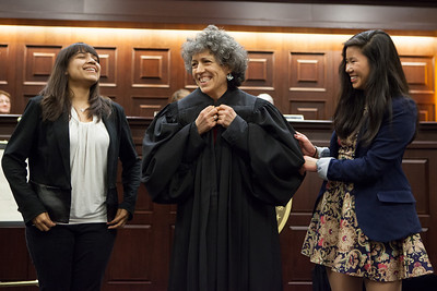 21 March 2014, The Investiture of Elaine Kaplan to the United States Court of Federal Claims