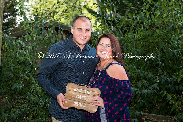 Kara and Johns engagement pictures