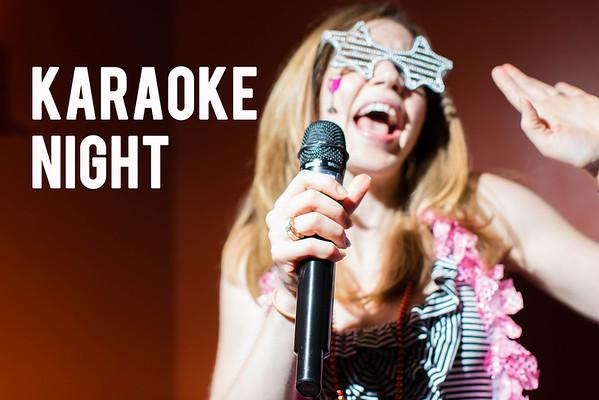 Karaoke Night-July 2013