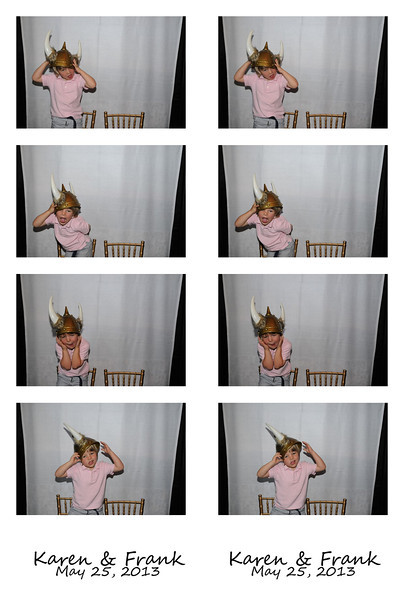 Karen and Frank - Photo Booth