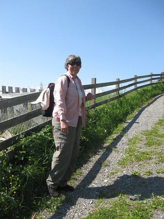 2010 Hiking in Switzerland