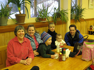 2009 Family outing in Girdwood
