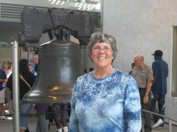 2010 June solo trip to Philadelphia on my way to Switzerland