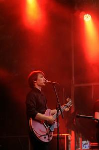 Jakob Hellman på Live Green