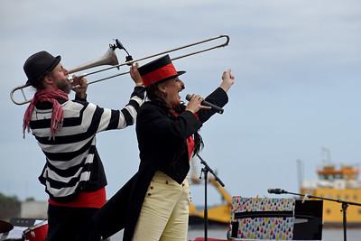 Cirkus på Stumholmen