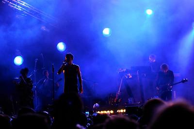 Konsert med Oskar Linnros
