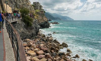Monterosso Shoreline