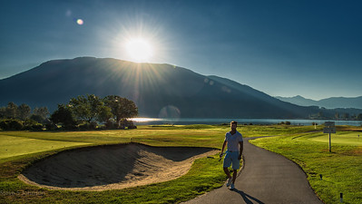 Golfing in Vancouver