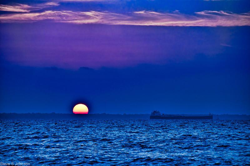 Sinking Sun