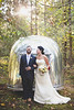Kate and Steve's Outdoor Vintage Wedding at Camp Angelos near Portland, Oregon