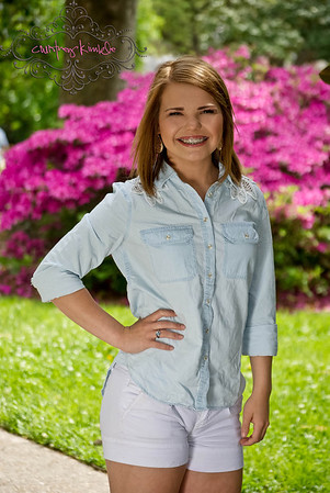 Katelyn Ward- Senior 2014