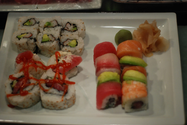 Kate's Sushi Project