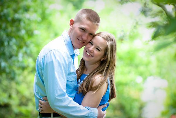Kathleen + Ben Engagement