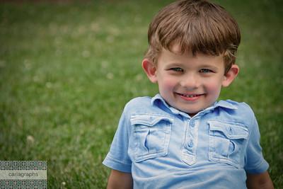 Nick's Sweet Smile-