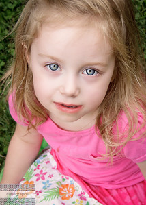 Payton Wide Eyed and Blue-