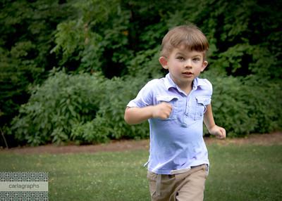Nick on the Run-