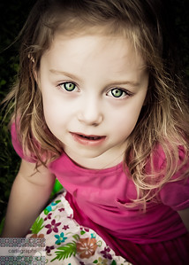 Payton Wide Eyed and Art Tinted-