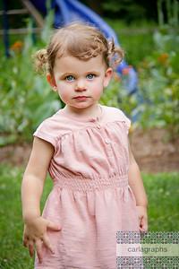 Rosie in the Park-