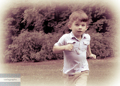 Nick on the Run from Long Ago-