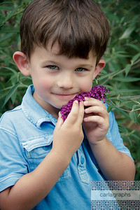 Nick with Flowers-3258