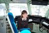 Katie in Priority Flight Control as Air Boss