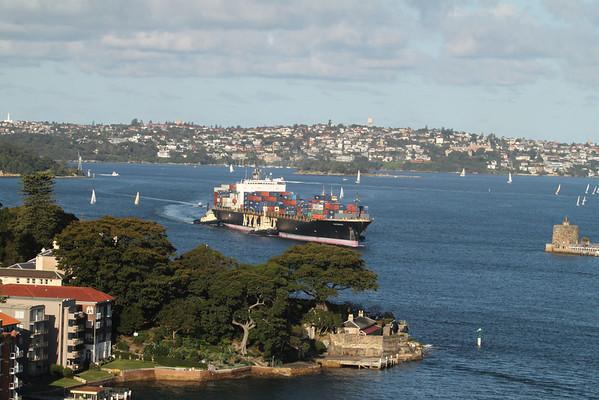 Katsuragi in Sydney