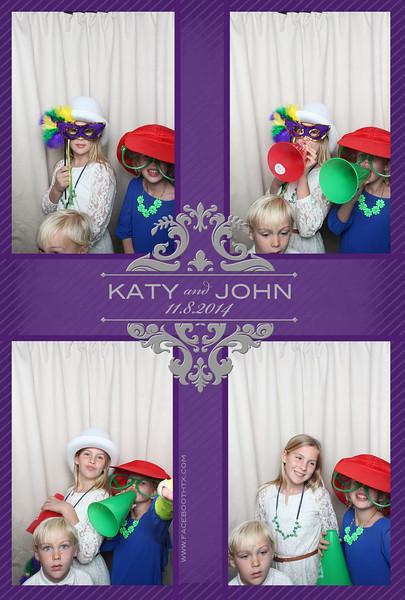 Katy & John's Wedding