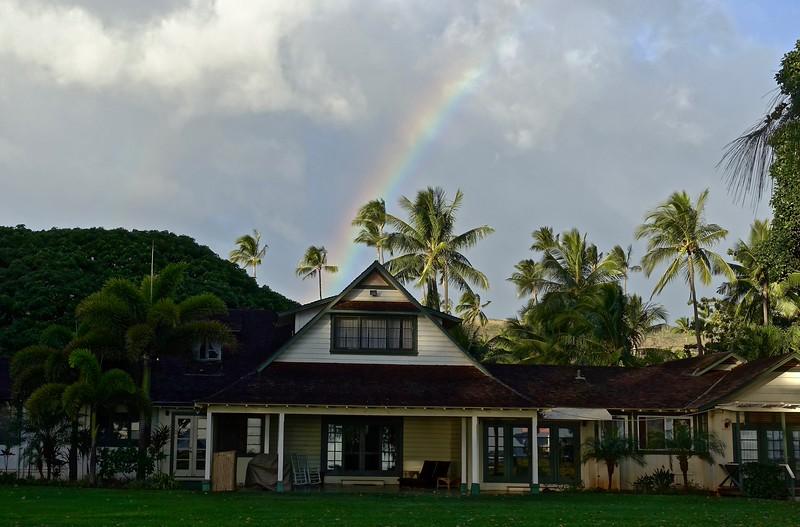 """Our """"cottage"""" at Waimea Plantation"""