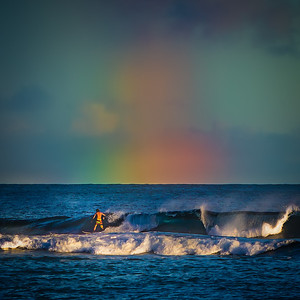 Surfing Rainbows