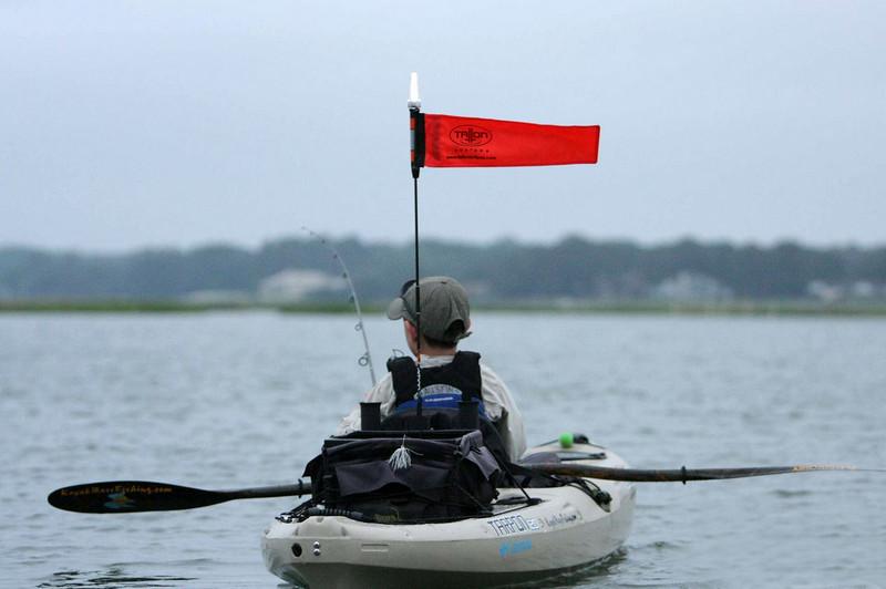 TM00504 - Kayak Safety Flag