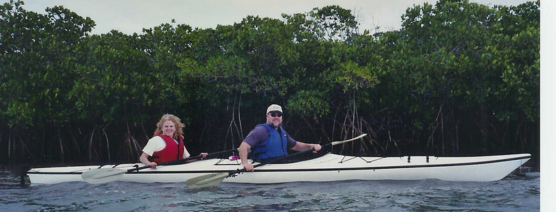 Key West - Tandem Kayaking