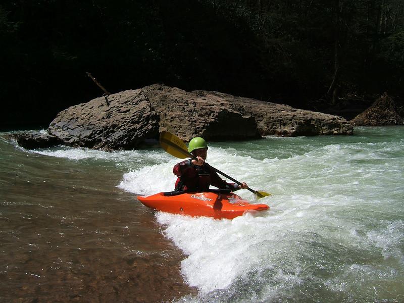 Lisa - Side Surfing