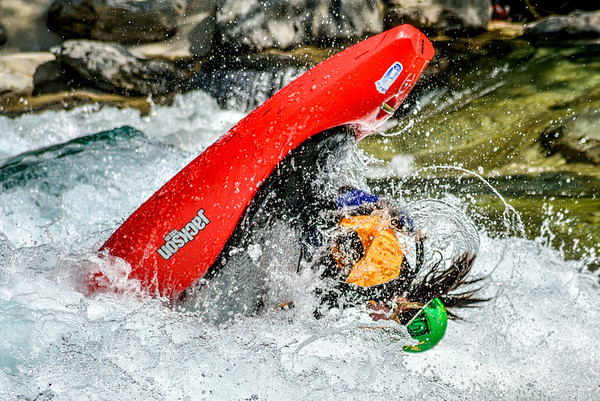 NZ Freestyle Kayak Championships, 9 - 10 March 2013
