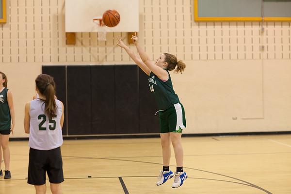 Kaylee -Basketball- 2011-2012