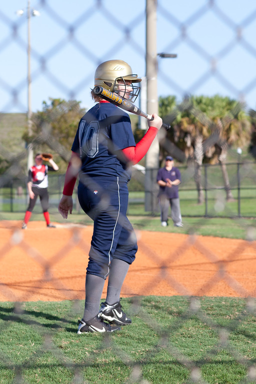 Kaylee Softball-2012