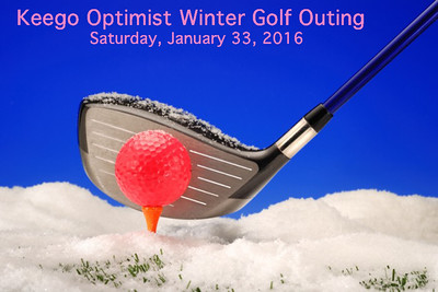 Keego Winter Golf Outing