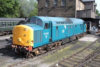 Class 37_37075    20/06/12