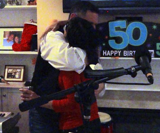 Keith's 50th Birthday Bash  Nov 15 2014