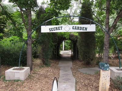 The Secret Garden is alleged to be somewhere in Old Colorado City (which is somewhere just west of Colorado Springs).