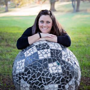 Kelly Having a Ball (1 of 1)