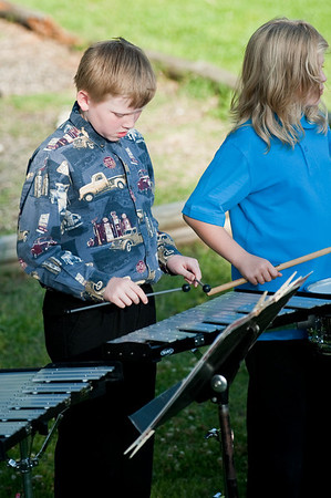 Kellyville Band Concert in the park