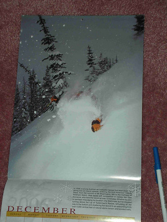 BackCountry Magazine, full-page.