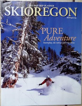 Oregon Magazine, cover shot