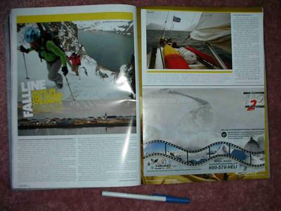 Powder Magazine, full-page.