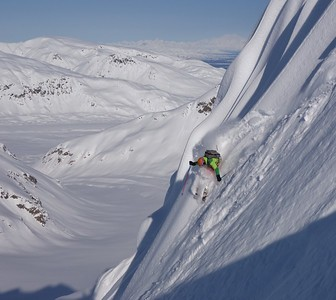 Steep spines in AK.  Dream big!