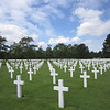 American cemetery -