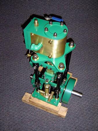Ken Rhodes Steam Engines