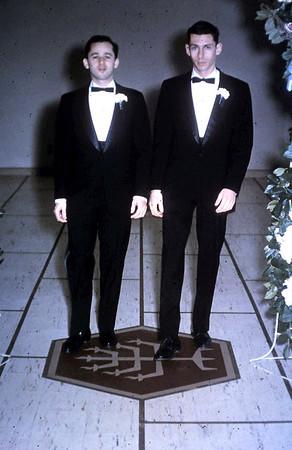 Ken and Rhoda's wedding