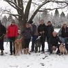 KY 'Yard Birds' Dog Walk 2