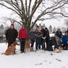 KY 'Yard Birds' Dog Walk 1